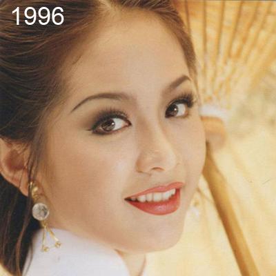 Nhan sắc ngày ấy - bây giờ của 14 hoa hậu Việt Nam - 9