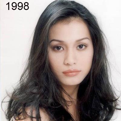 Nhan sắc ngày ấy - bây giờ của 14 hoa hậu Việt Nam - 11