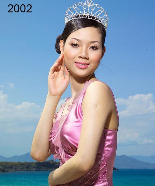 Nhan sắc ngày ấy - bây giờ của 14 hoa hậu Việt Nam - 15