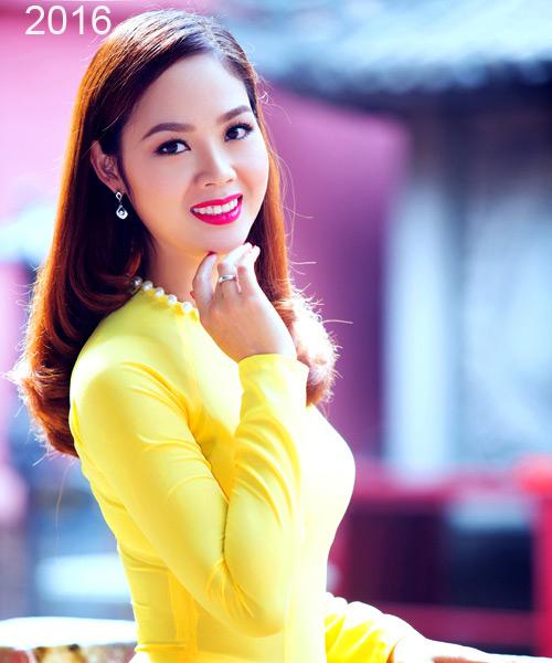 Nhan sắc ngày ấy - bây giờ của 14 hoa hậu Việt Nam - 16
