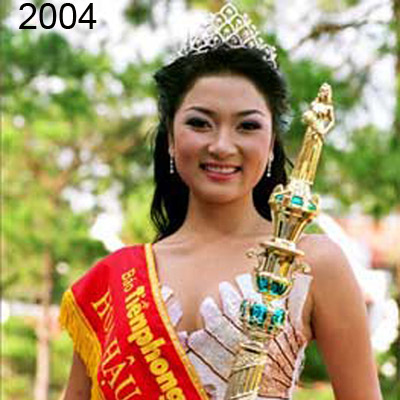Nhan sắc ngày ấy - bây giờ của 14 hoa hậu Việt Nam - 17