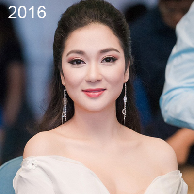Nhan sắc ngày ấy - bây giờ của 14 hoa hậu Việt Nam - 18
