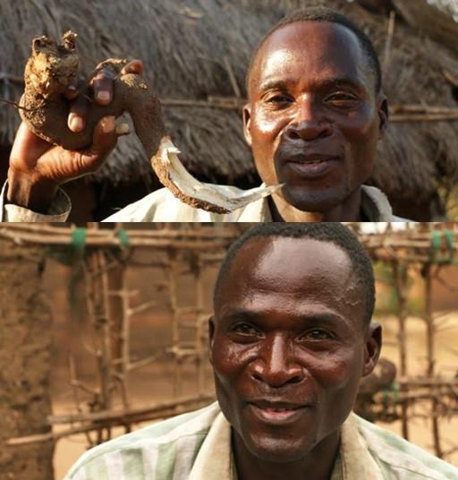"""Người được thuê đưa các bé gái """"vào đời"""" ở Malawi bị bắt - 1"""