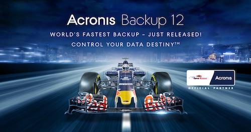 """Sao lưu và phục hồi dữ liệu """"siêu tốc"""" với Acronis Backup 12 - 2"""