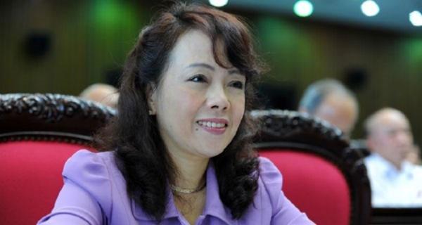 Giới thiệu bà Nguyễn Thị Kim Tiến làm Bộ trưởng Y tế - 1