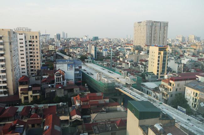 Ảnh: 12 nhà ga đường sắt Cát Linh-Hà Đông dần thành hình - 14