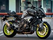 Yamaha FZ-10 2017: Chiến binh đường phố