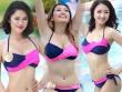 Dàn thí sinh hoa hậu Mỹ gốc Việt nóng bỏng với bikini