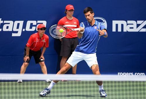 Djokovic - Muller: Sóng gió ra quân (V2 Rogers Cup) - 1