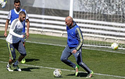 Chi tiết Real Madrid - PSG: Thế trận an bài (KT) - 3