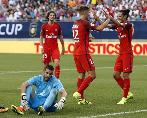 """Real Madrid - PSG: Trẻ không cứu được """"già"""" - 1"""