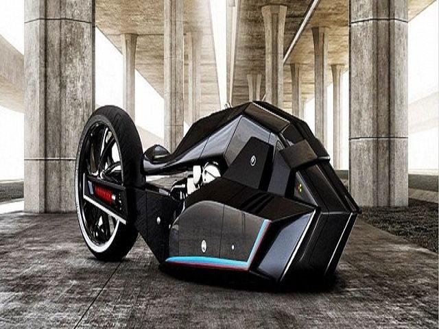 BMW Titan - Chiếc xe dành cho Batman - 1