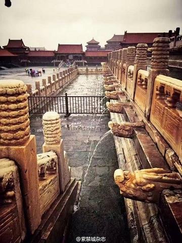 Bắc Kinh ngập sâu trong biển nước trừ Tử Cấm Thành - 3