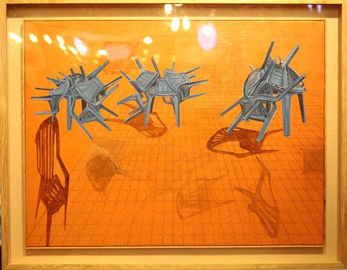 """Triển lãm tranh """"Tự họa"""": Lãng mạn và kỳ thú - 9"""