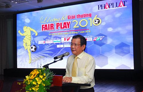 """Sếp VFF mong báo chí ít """"nói xấu"""" bóng đá Việt Nam - 1"""