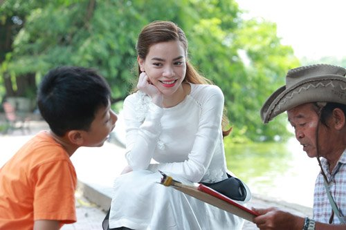 Hồ Ngọc Hà đẹp tinh khôi như nữ sinh Thủ đô - 6