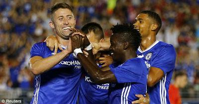 Chi tiết Chelsea - Liverpool: Nỗ lực vô vọng (KT) - 3