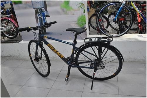 2017 FCR 3300 mẫu xe đạp city mới độc đáo - 4