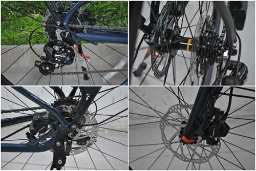 2017 FCR 3300 mẫu xe đạp city mới độc đáo - 5
