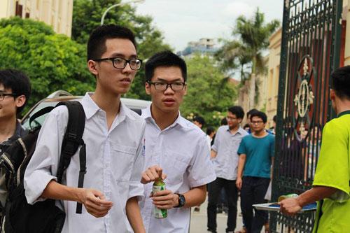 Bộ GD-ĐT chính thức công bố điểm sàn vào Đại học - 1