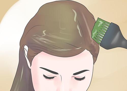 2 bước chăm sóc tóc đẹp từ bơ với trứng gà - 5