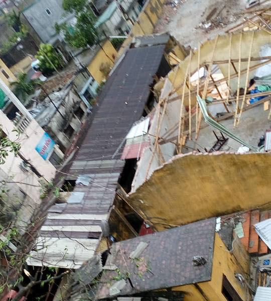 Bão số 1 càn quét, các tỉnh ven biển miền Bắc thiệt hại nặng nề - 18