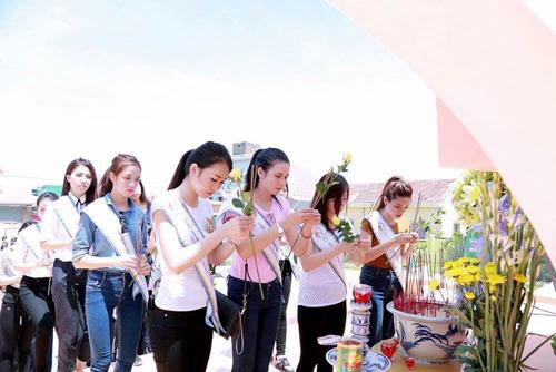 """40 """"mỹ nhân ngư"""" hội tụ tại Bán kết HH Bản sắc Việt toàn cầu - 7"""
