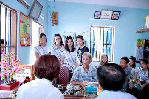 """40 """"mỹ nhân ngư"""" hội tụ tại Bán kết HH Bản sắc Việt toàn cầu - 8"""