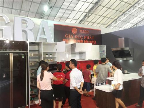 Thương hiệu bếp GRA chào đón khách hàng thăm quan tại Vietbuild - 5
