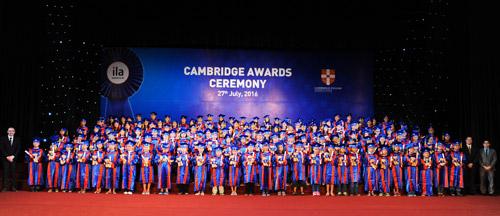 ILA tổ chức buổi lễ trao chứng chỉ Anh ngữ Quốc tế của Đại học Cambridge - 1