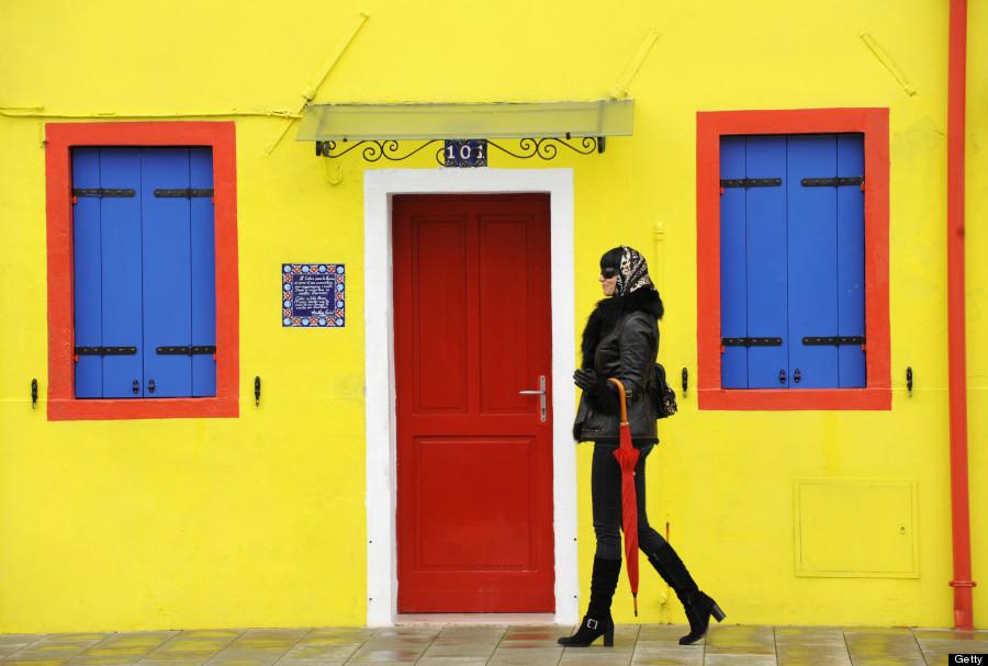 Burano, hòn đảo bí mật nhất ở Venice - 2