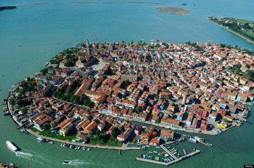 Burano, hòn đảo bí mật nhất ở Venice - 1