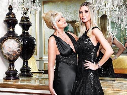 5 người con xinh đẹp như tiên của tỷ phú Donald Trump - 2