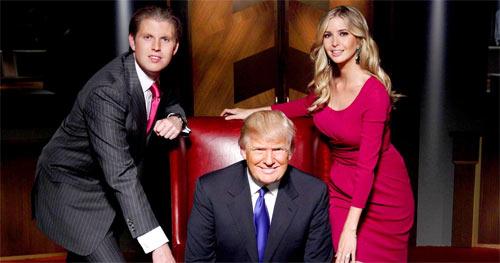 5 người con xinh đẹp như tiên của tỷ phú Donald Trump - 1