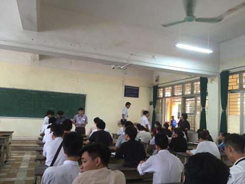Hơn 2.500 thí sinh đã trúng tuyển Học viện Tài chính - 1