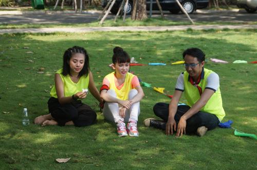 Hậu trường sao Việt kiệt sức khi tham gia Biệt Đội X6 - 4