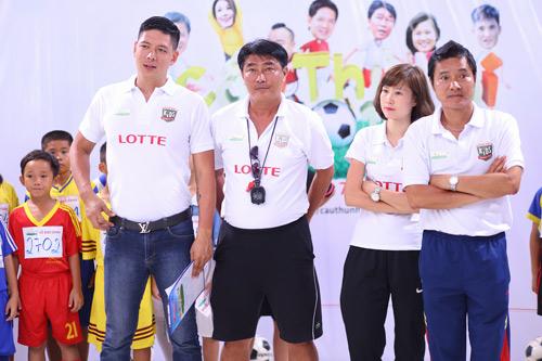"""Lộ diện 6 gương mặt xuất sắc đầu tiên của """"Lotte - Cầu thủ nhí 2016"""" - 8"""