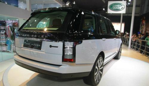 Range Rover thế hệ mới sẽ đối đầu với Bentley Bentayga - 2