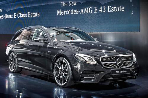 Mercedes-Benz E-Class Estate 2017 niêm yết giá tại Anh - 3
