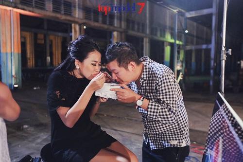 Thanh Hằng hóa thân quý cô thập niên 60 - 11