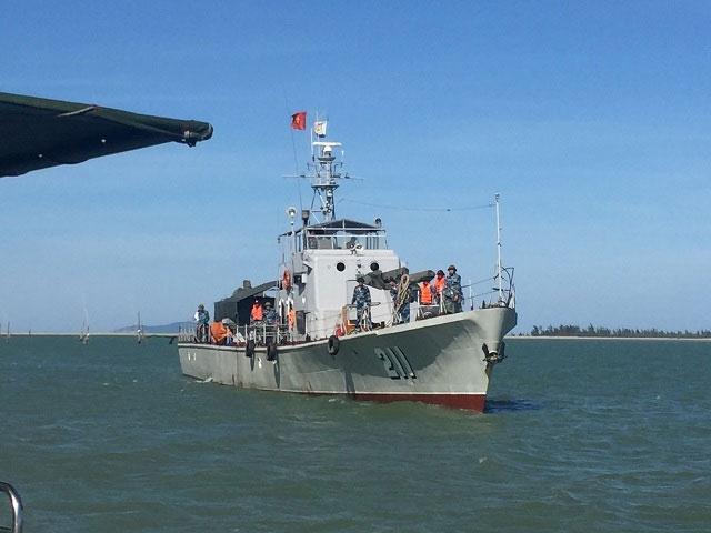 Ngừng tìm kiếm máy bay SU30-MK2 gặp nạn trên biển - 2