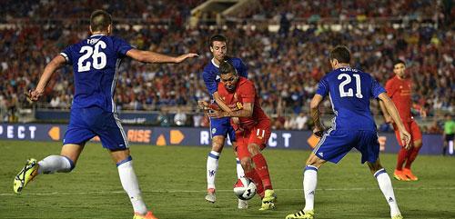Chelsea đả bại Liverpool: Thắng trận nhỏ, nuôi mộng lớn - 1