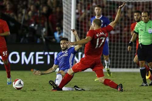 Chelsea đả bại Liverpool: Thắng trận nhỏ, nuôi mộng lớn - 2