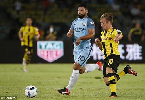 """Man City – Dortmund: """"Đấu súng"""" nghẹt thở - 1"""