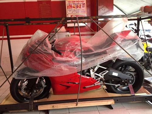 Ducati 959 Panigale bản Thái giá 440 triệu đồng về Việt Nam - 1