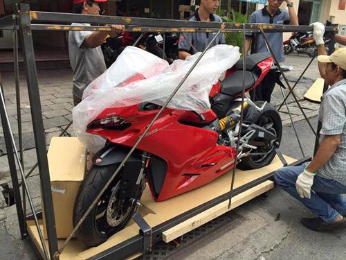 Ducati 959 Panigale bản Thái giá 440 triệu đồng về Việt Nam - 2