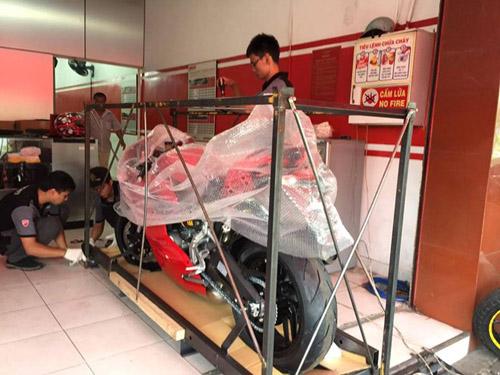 Ducati 959 Panigale bản Thái giá 440 triệu đồng về Việt Nam - 3