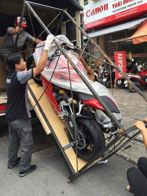 Ducati 959 Panigale bản Thái giá 440 triệu đồng về Việt Nam - 4