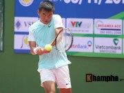 Tin thể thao HOT 28/7: Hoàng Nam bại trận ở vòng 2 Việt Nam F1 Futures