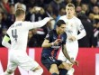 Chi tiết Real Madrid - PSG: Thế trận an bài (KT)